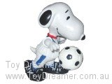 Soccer Snoopy - All White