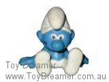 Sitting Smurf - Older Version