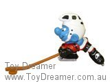 Ice Hockey Smurf - White
