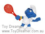 Tennis Star Smurf